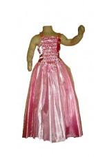 princesse rose tailles 4 à 8 ans