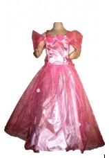 princesse rose tailles 4 à 10 ans