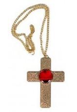 Collier avec croix