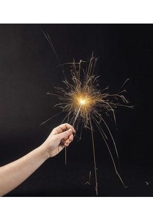 Sparklers Cierges magiques 25 cm 8 pièces