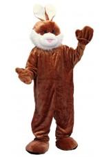 costume mascotte lapin