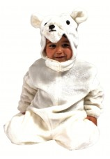 Bébé ours blanc