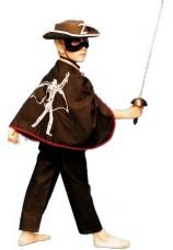 costume de cavalier masqué