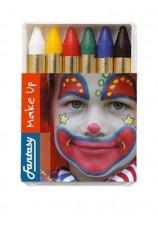 crayons gras assortis