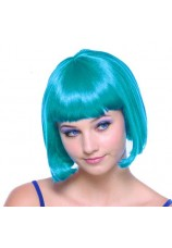 charleston-disco bleu turquoise