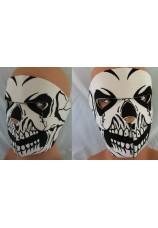 Masque en neoprene - catch - moto - ski - halloween