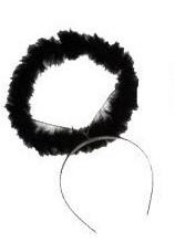 Auréole d' ange noire