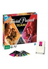 Trivial poursuit team