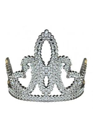 Diadème princesse argent
