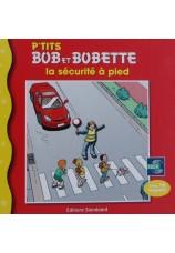 Livre - jeux bob et bobette  la securité routière