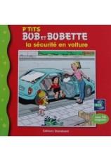 Livre - jeux bob et bobette  la securité  en voiture