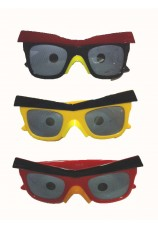 Lunettes angry bird
