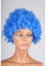 crollée bleue