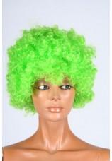 crollée verte