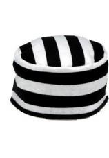Bonnet de prisonnier adulte