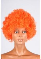 crollée orange