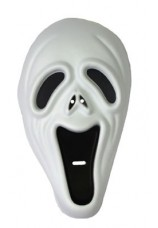 Masque de scream souriant en foam
