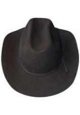 Cowboy laine noir