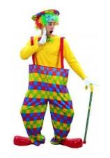 Clown casquette