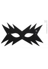 Masque étoile noir