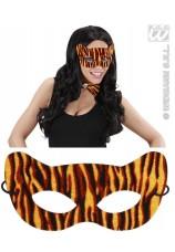 Masque loup tigre