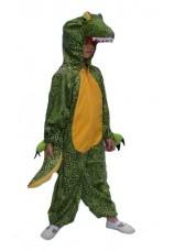 costume de croco-dino