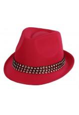 chapeau neon rose