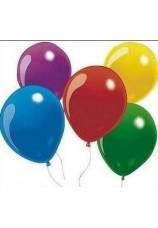 10 ballons 30cm