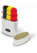 Stick maquillage drapeau belge