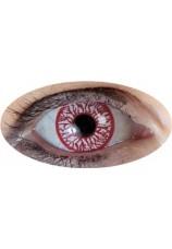 Loup oeil sanglant- lentilles 6 mois
