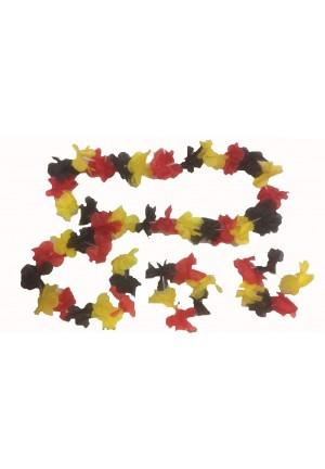 collier hawai belgique + tour de tete + 2 bracelets