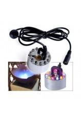 générateur de brouillard ultrason + led