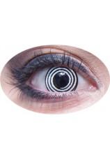 lentilles spirale noire 6 mois