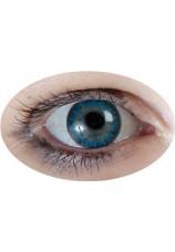iris bleu- lentilles 6 mois