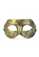 Masque venitien homme doré