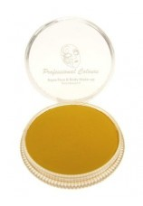 Maquillage aqua 30g jaune