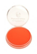 Maquillage aqua 30g orange néon-fluo