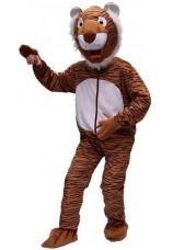 Costume complet de tigre