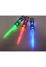Glow stick 15cm / 1cm de diametre + pendant