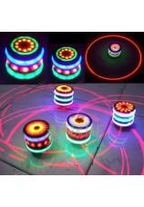 Toupie led + laser