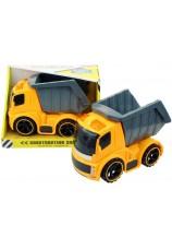 Camion benne à friction