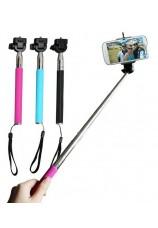 Selfie stick extensible de 18 à 104 cm