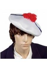 Bonnet de marin avec pompon