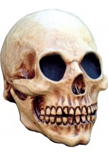Masque crane squelette