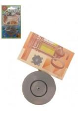 Billet de 50 eur caché