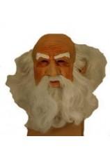 Masque de vieillard père Fouras