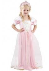 Bébé princesse rose