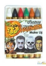 Crayons de maquillage halloween