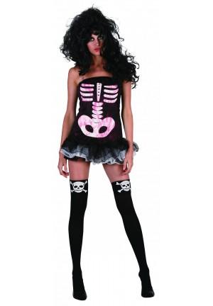 Squelette femme