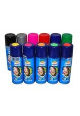 spray colorant pour cheveux